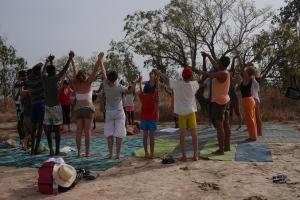Yoga Ile Deserte